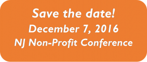 2016 Conference Save the Date - December 7, 2016