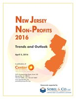 New Jesey Non-Profits 2016: Trends and Outlook - Cover