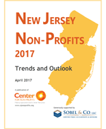 NJ Non-Profits 2017: Trends and Outlook Cover Thumbnail