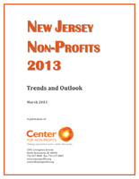 2013 NJ Non-Profit Trends and Outlook Report