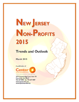 2015 NJ Non-Profit Trends and Outlook Report